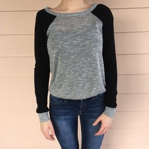 💖Black and Grey Sweater💖
